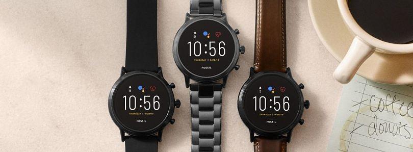 Fossil smart watch Gen 5.