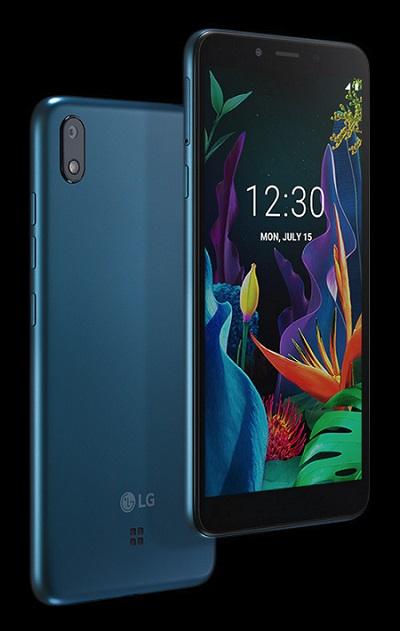 LG K20 Go Edition