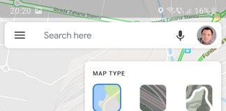 În Google Maps de Android găsiți acum un layer pentru Street View.
