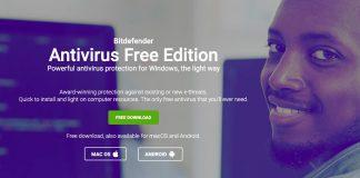 O problemă majoră de securitate din BitDefender Antivirus Free îi expune pe cei aproape 200 de milioane de utilizatori la atacuri remote care pot duce la infecții.