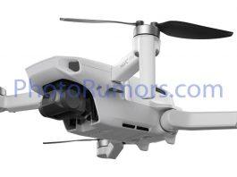 Primele poze cu drona DJI Mavic Mini.