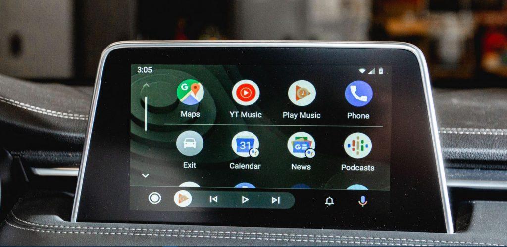 Google a anunțat că smartphone-urile Samsung Galaxy S8, S9, S10 plus seria corespunzătoare Note, pot folosi funcția wireless Android Auto.