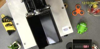 Samsung Galaxy Fold rezistenta