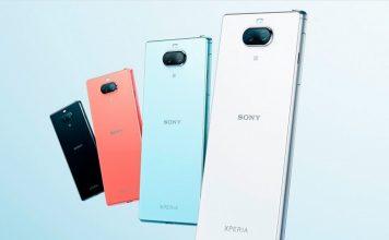 Sony Xperia 8