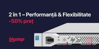 BigStep: oferta de Black Friday - 50% discount la servere dedicate performante