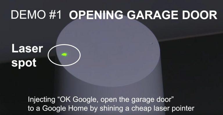 Sistemele de tip smart speaker pot fi hack-uite cu ajutorul unui laser