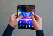 vanzari Samsung Galaxy Fold