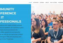 Puteți trimite propunerile de prezentări pentru ediția aniversară (10) a conferinței IT Camp.