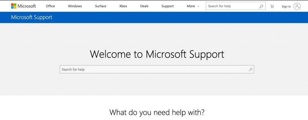 În perioada 5 - 31 decembrie 2019, din cauza unei configurari gresite a site-ului de suport Microsoft, datele a 250 de milioane de clienți au fost expuse online.