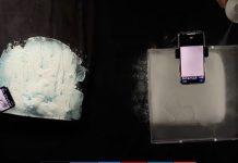 Un nou episod din seria Shot on iPhone: Experiments IV Fire & Ice, îregistrat și editat pe un iPhone 11 Pro.