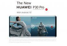 Huawei P30 Pro primește setul de patch-uri de Android pentru ianuarie 2020, în UK pe rețeaua EE.