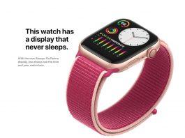 Conform celui mai nou studiu Strategy Analytics, Apple a vândut în 2019 mai multe ceasuri decât toată industria elevețiană.