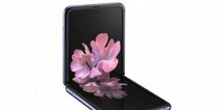 Samsung Galaxy Z Flip, a doua propunere de smartphone cu ecran pliabil a Samsung.