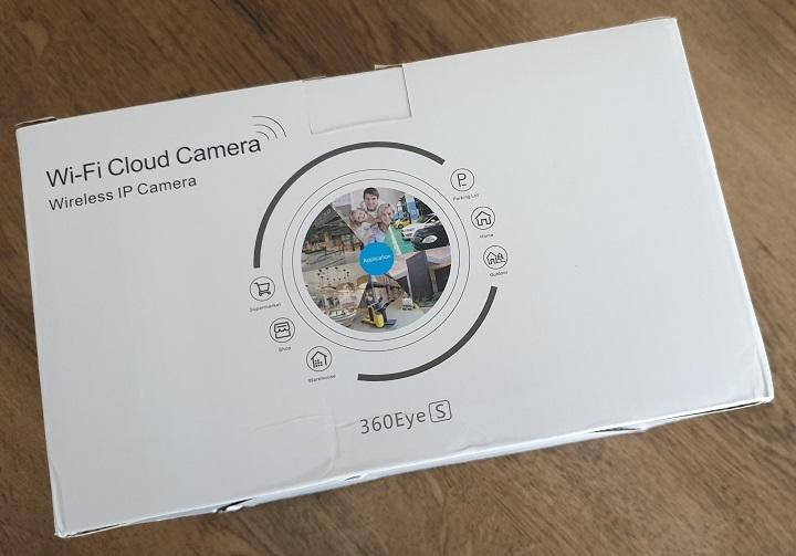 camera BabyToy AG-D2