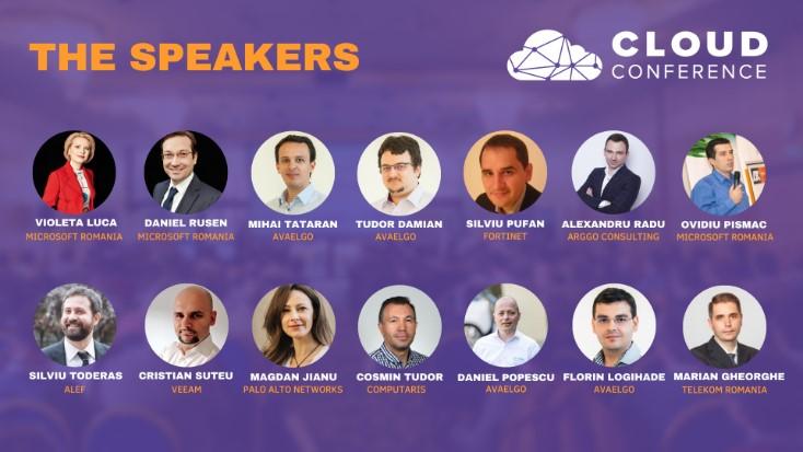 A patra ediție a conferinței pe teme de cloud Azure - Cloud Conference - are loc la București pe 2 aprilie, la Crowne Plaza.
