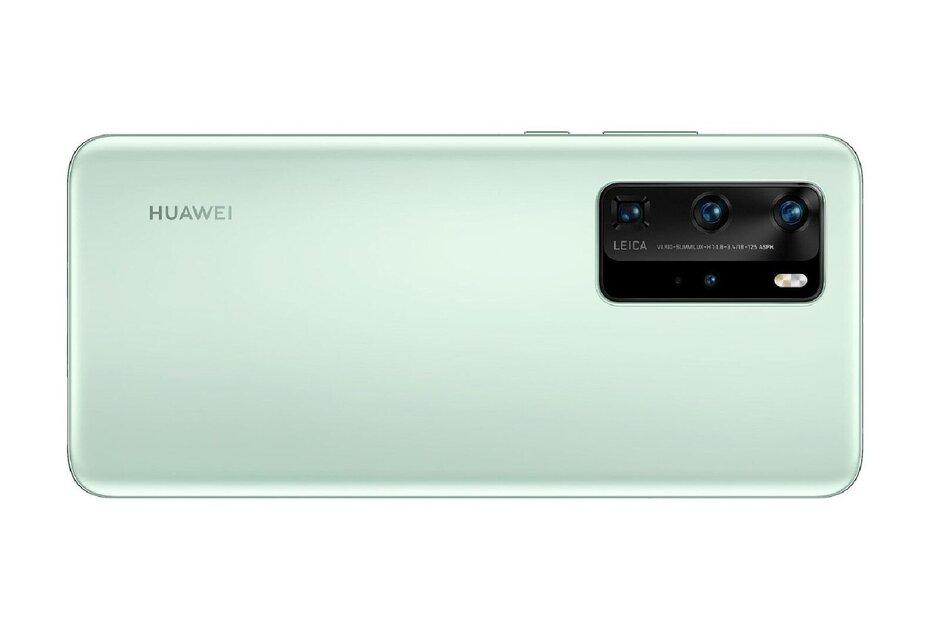 Deși va fi prezentată abia pe 26 martie, imaginile de presă ale modelelor din seria Huawei P40 au ajuns pe net.