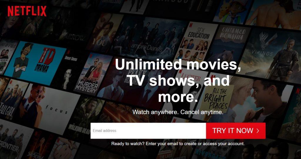 Pentru a ajuta la menținerea liberă a lățimii de bandă pentru folosirea în lucrul de acasă, Netflix și YouTube vor seta rezoluția implicită pe SD în loc de Full HD.