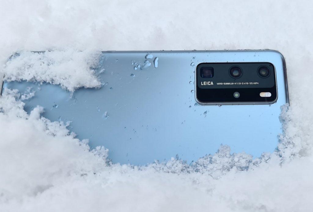 Huawei P40 Pro intră pe primul loc în topul DxOMark, cu un rezultat de 128 de puncte pentru camera foto.