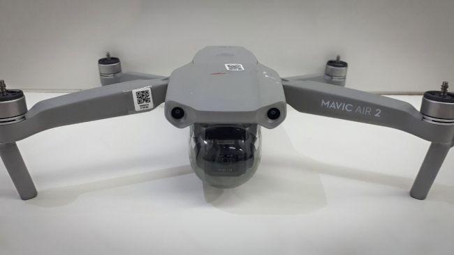 Aceasta este viitoarea drona Mavic Air 2, cu senzor de 48MP si inregistrare 4K la 60fps