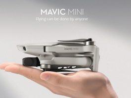 Cu cel mai nou update de firmware (v01.00.0500) mini drona DJI Mavic Mini primește în sfârșit opțiunea de a controla manual expunerea pe înregistrările video.