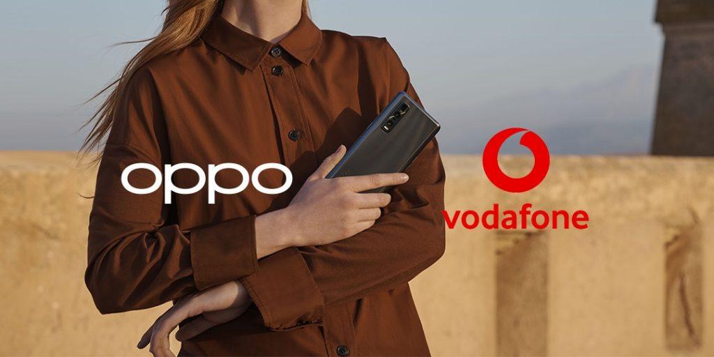 OPPO a reușit să pornească un parteneriat cu Vodafone în Europa (inclusiv România) și în acest fel să își poată vinde produsele în magazinele operatorului.