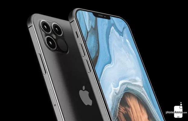 Acesta este posibil să fie aspectul lui iPhone 13, pe baza leak-urilor recente. Este o imagine făcută de PhoneArena.