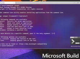 Microsoft a lansat propriul manager de pachete pentru aplicații: Windows Packet Manager, pe scurt ... winget.