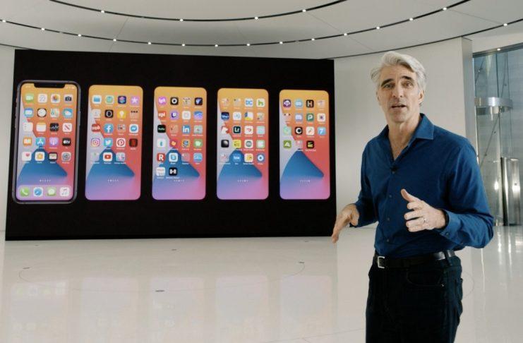 Noul iOS 14 prezentat în seara asta la WWDC aduce în sfârșit conceptul de Live Tiles de pe Windows Mobile și Picture-in-Picture de pe Android.
