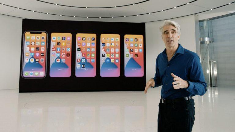 iOS 14 arata bine pentru ca copiaza Windows Mobile si Android. Sa vedem ce aduce nou!