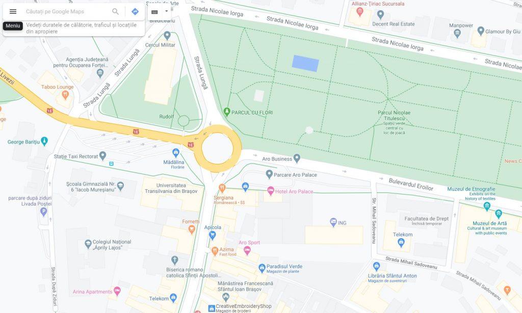 Google lansează o nouă grafică pentru Google Maps, care oferă mai multe detalii hărților, peisaje mai colorate și mai bine evidențiate.