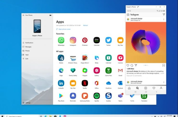 Repararea aplicațiilor și programelor în Windows 10