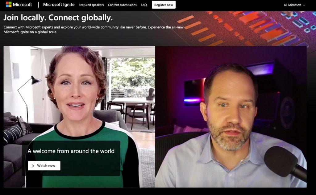 Microsoft a deschis site-ul de înregistrare pentru conferinția Ignite, 22-24 septembrie.