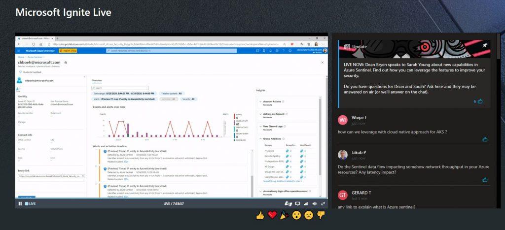 La conferința Ignite 2020, Microsoft a făcut câteva anunțuri interesante despre noile servicii din Azure și Microsoft 365 adaptate noii realități tehnologice.
