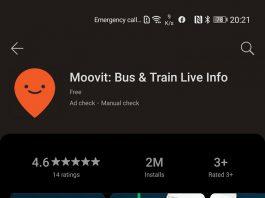 Moovit, alternativa Google Maps pentru mobilitate urbana, este disponibilă pe toate aparatele Huawei via AppGallery.