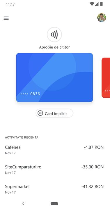 De azi serviciul Google Pay este disponibil și în România, permițând utilizatorilor Android să facă plăți direct cu telefonul.