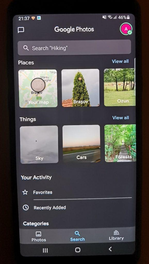 Începând cu 1 iunie 2021 Google dezactivează stocarea gratuită a pozelor în Google Photos.
