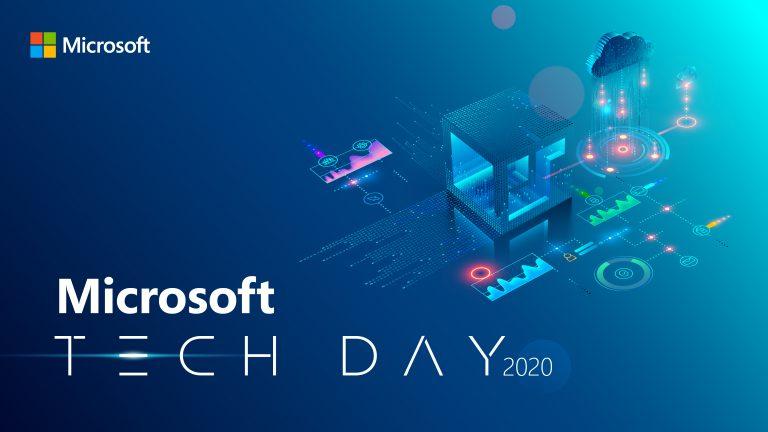 Lista cu speakerii la Microsoft Tech Day arata bine!