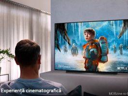 Două setări: Filmmaker și AI Sound pe care trebuie să le actvați imediat pentru a vă îmbunătăți experiența de vizionare pe un LG OLED CX.