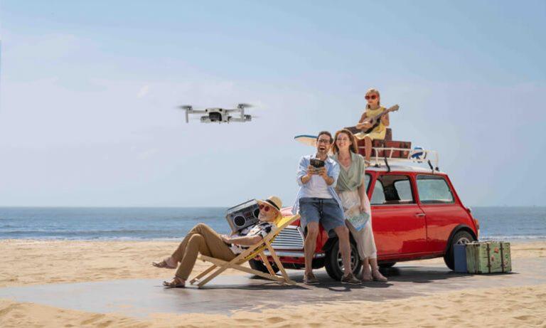 Recomandare: urmariti un material informativ EASA despre noile reglementari legate de drone, active de la 1 ianuarie 2021