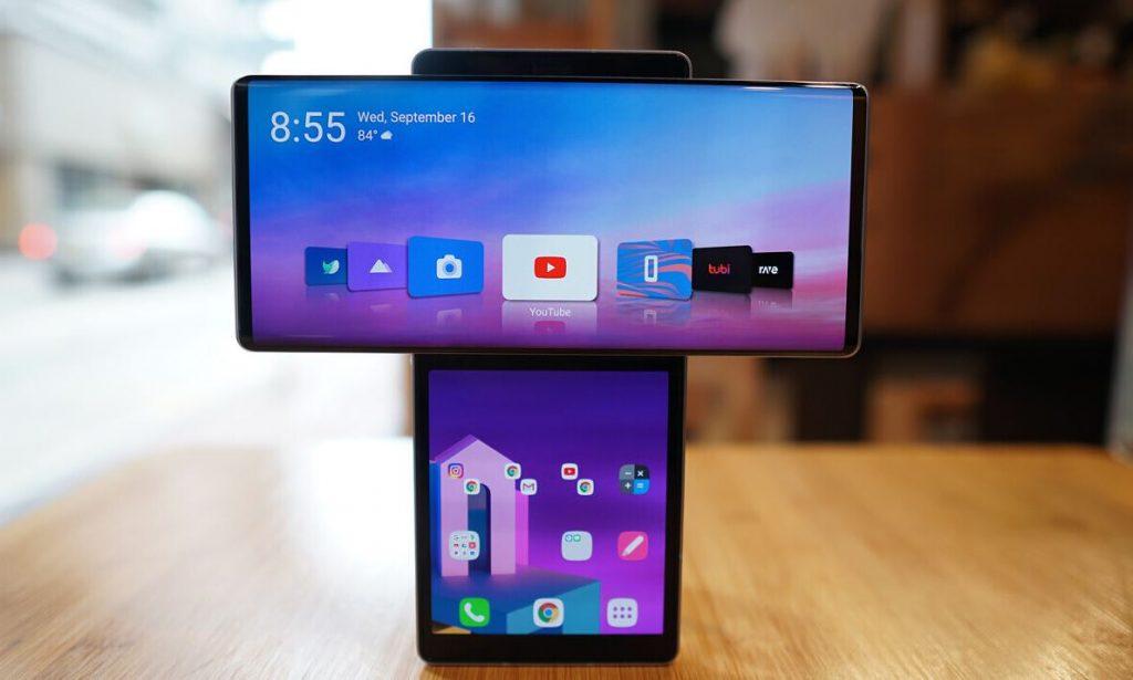 Conform unui document intern ajuns pe net, LG pare că ia în serios varianta ieșirii de pe piața smartphone-urilor.