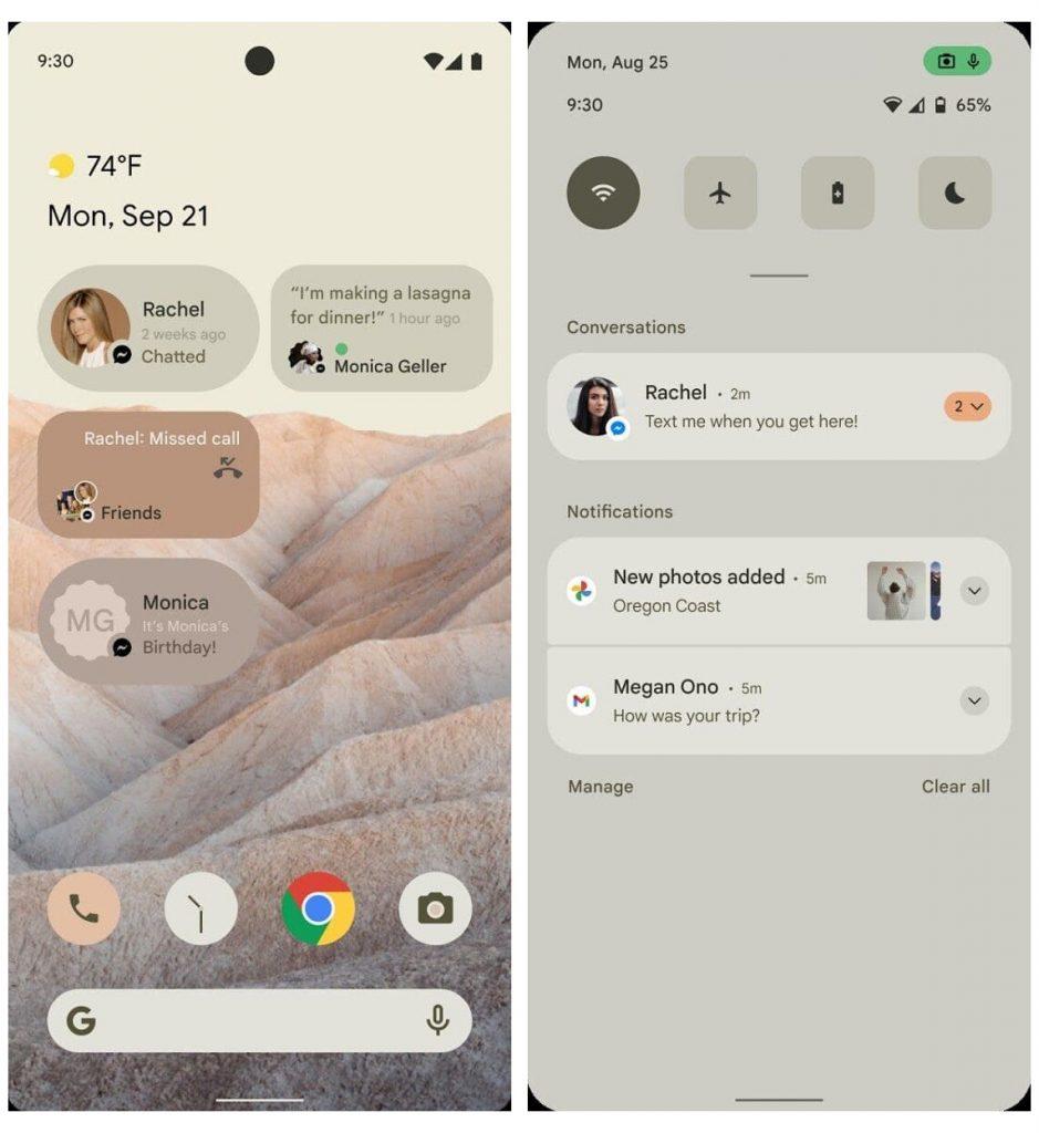 Zilele astea au apărut pe Internet niște imagini cu Android 12 din care putem vedeam niște schimbări interesante, preluate din iOS.