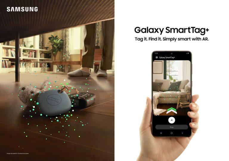 Galaxy SmartTag+: calea rapida de a gasi obiectele pierdute
