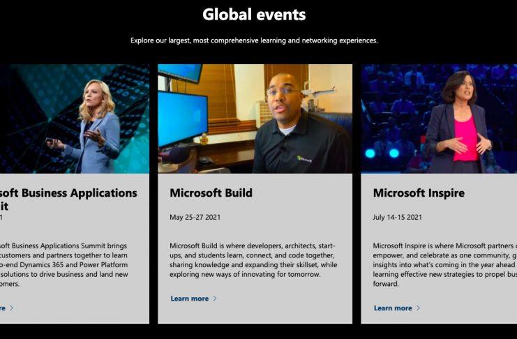 Microsoft a confirmat data de desfășurare a conferinței pentru developeri, BUILD 2021.