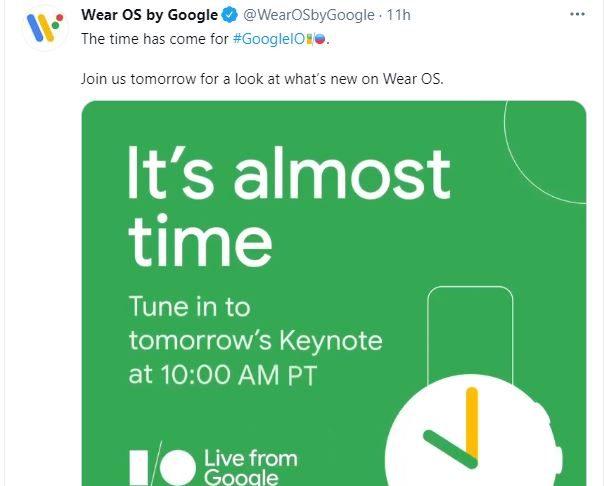 Google ne spune că nu a renunțat complet la sistemul de operare Wear OS și ne invită azi la keynote-ul conferinței I/O ca să aflăm mai multe despre subiect.