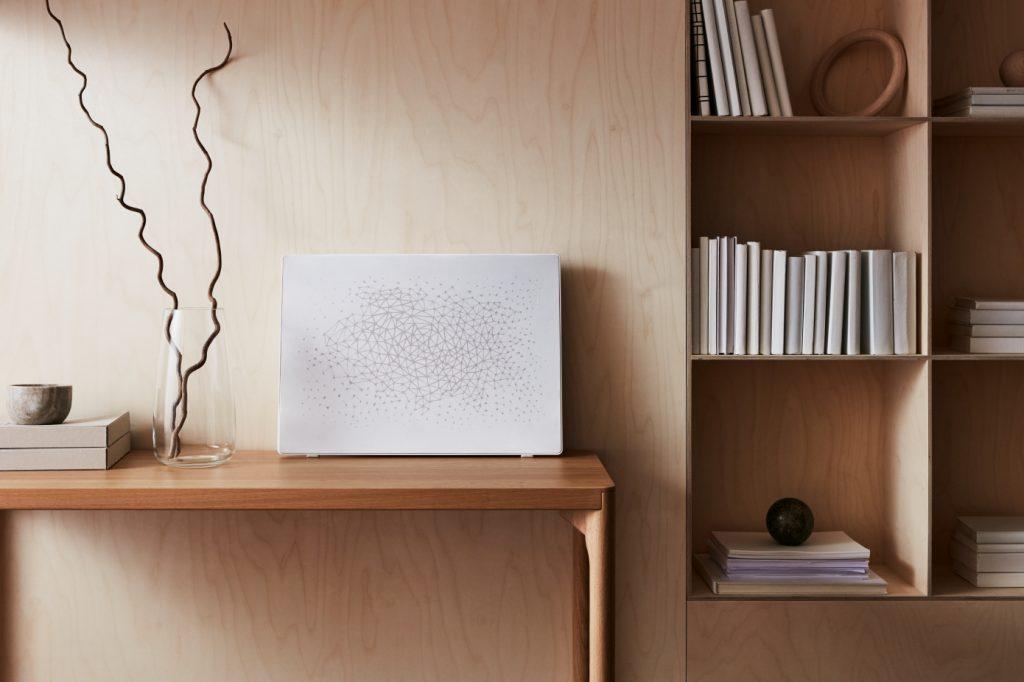 Gama de boxe Ikea Symfonisk are un nou membru: WiFi Symfonisk de tip ramă foto.
