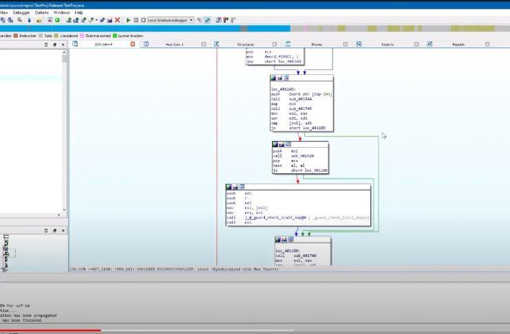 Un material video în care sunt explicate detaliile minime pe care ar trebui să le știți despre reverse engineering.