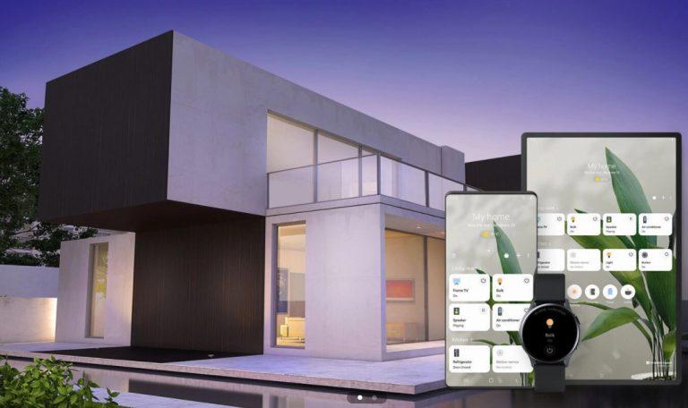 Samsung schimba interfata aplicatiei SmartThings