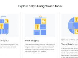 Google Travel Insights este un instrument care oferă celor interesați informații legate de căutările pe Google legate de călătorii și vacanțe.