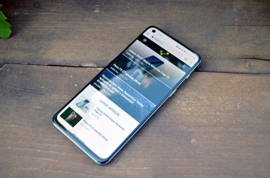 Nord 2 5G este cel mai nou smartphone Android 11 midrange al OnePlus, construit pe platformă Mediatek, cu display Fluid AMOLED și cameră principală de 50MP.