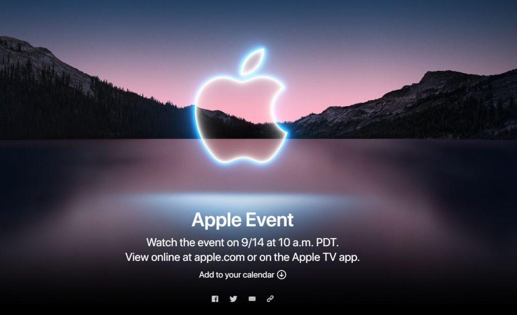 Apple a trimis în sfârșit invitațiile pentru tradiționalul său eveniment din septembrie unde va prezenta noua generație iPhone, Apple Watch și probabil alte noutăți.